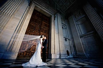 Pre-Wedding at St Pauls Cathedral