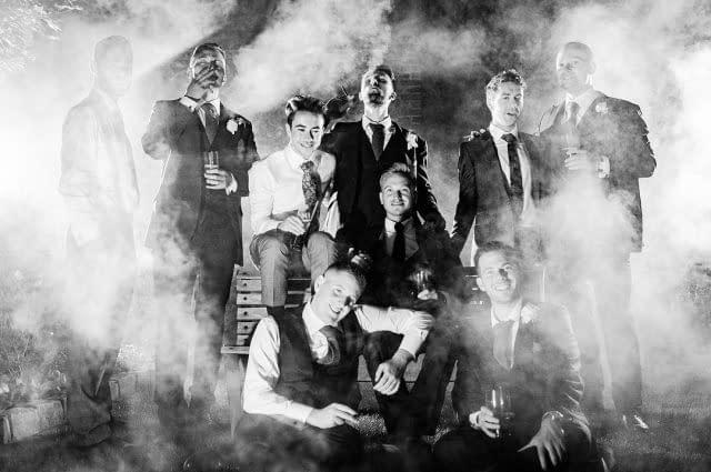 The Groomsmen.  #wedding #groomsmen #epicgroomsmen #theguys #fearlessphotographers